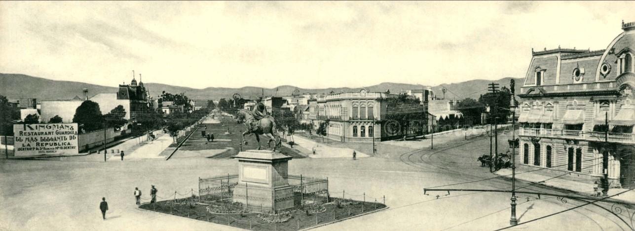 La Plaza de la Reforma por Miret