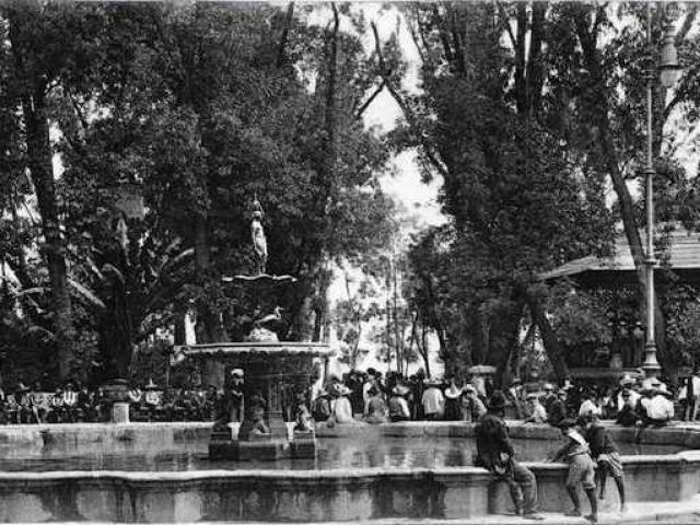 La Alameda Ciudad de Mexico