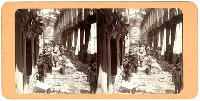 temblor pasaje ayuntamiento Puebla